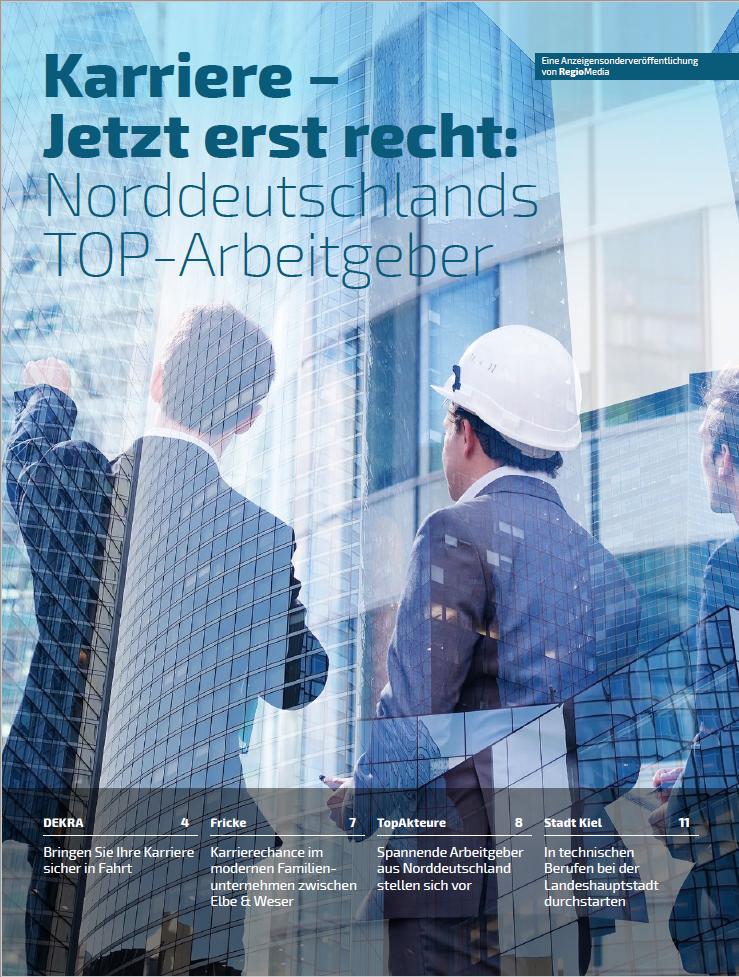 Cover Karriere – Jetzt erst recht 2021