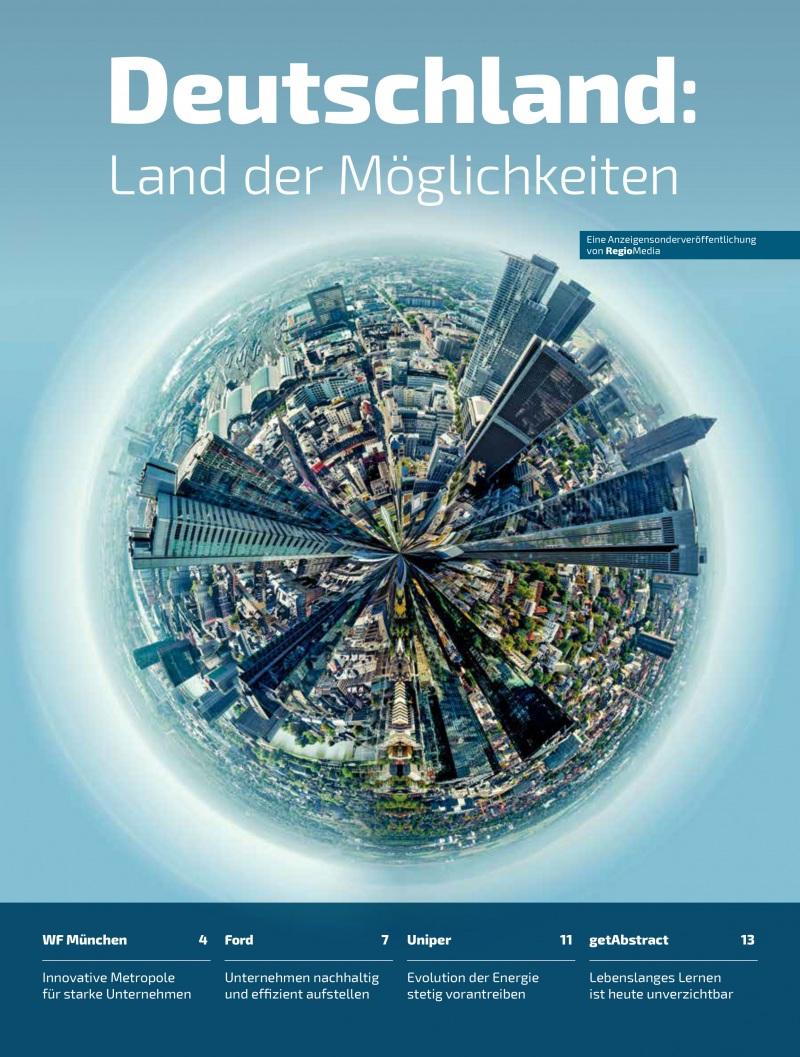 Cover Deutschland 2020